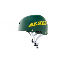 H2O HELMET 2015 GREEN / Yellow Logo