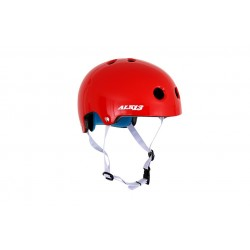ALK13 Helmet Helium red S/M