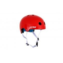 ALK13 Helmet Helium RED MAT