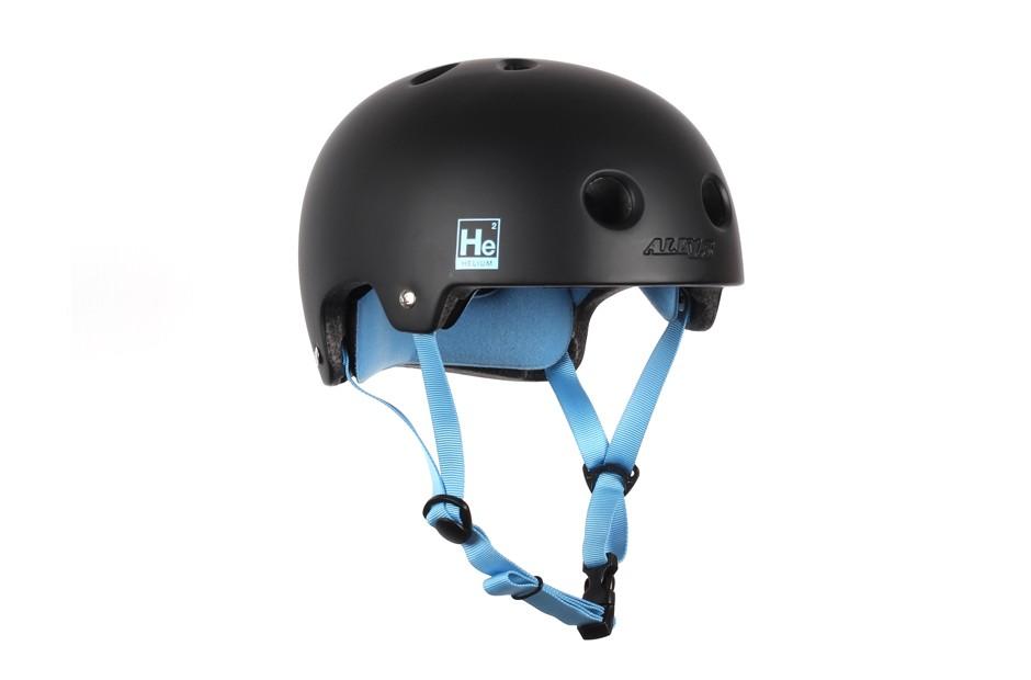 ALK13 Helmet Helium Black & Blue