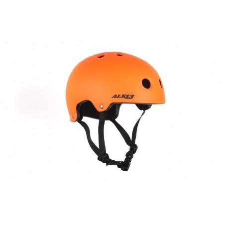 ALK13 Helmet Helium ORANGE MAT
