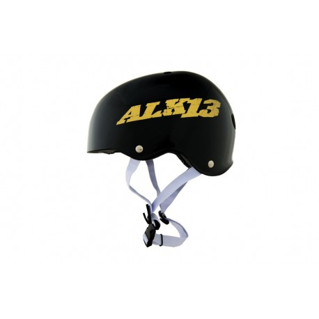 H20 HELMET 2015 BLACK / Gold Logo