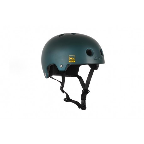 ALK13 Helmet Helium Black & Yellow