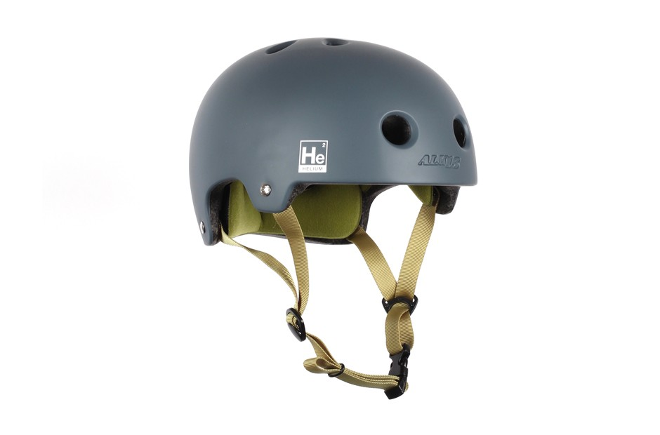 ALK13 Helmet Helium Grey Green