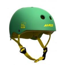 ALK13 Helmet H2O+ Black / Orange Star