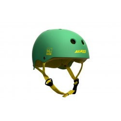Casque H2O+ Green / Yellow