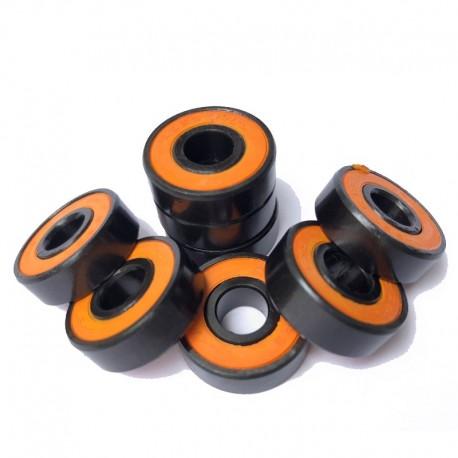 ABEC 5 Orange (Pack de 8)