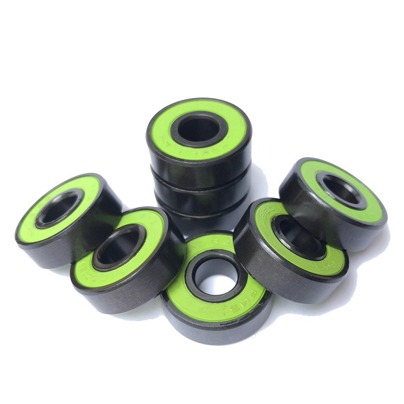 ABEC 5 Green (Pack de 8)