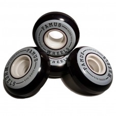 Famus Wheels 60mm/90a   aggressive Full Core X 4 BW