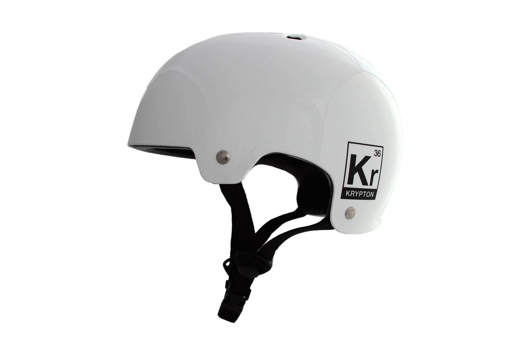 ALK13 Helmet Krypton White Glossy