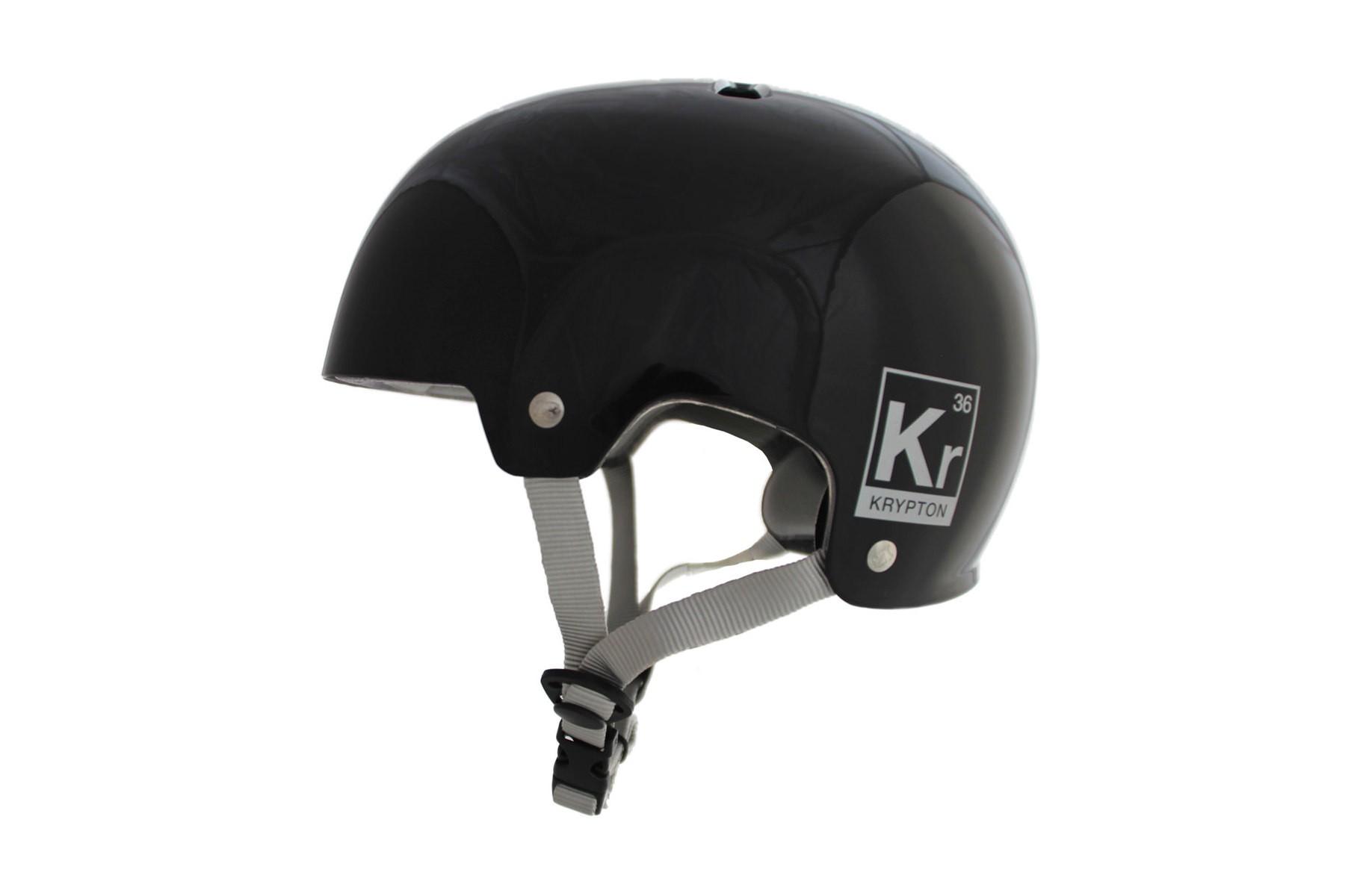 ALK13 Helmet Krypton Black Glossy