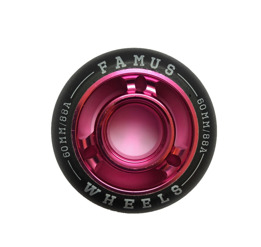 FAMUS WHEELS 60-88A GIRLY