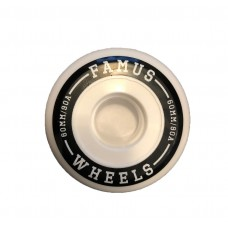 Famus Wheels 80mm/90a   aggressive