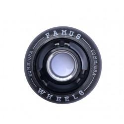 Famus Wheels 60mm/88A All Black