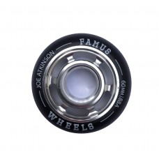 "Famus Wheels "" Joe Atkinson"" 60mm/88A Silver"