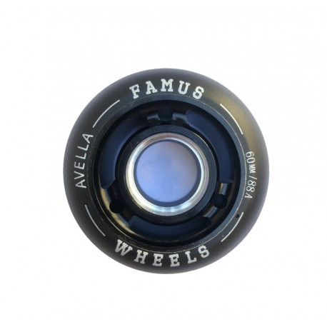 "Famus Wheels ""Anthony Avella"" 60mm/88A Black"