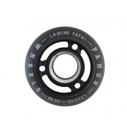 "FAMUS WHEELS LEGENDS ""LAMINE FATHI"" 60MM/88A BLACK"