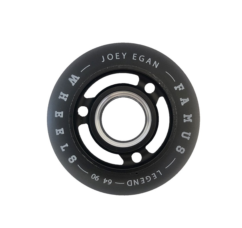 "FAMUS WHEELS LEGENDS ""JOEY EGAN"" 64MM/90A BLACK"