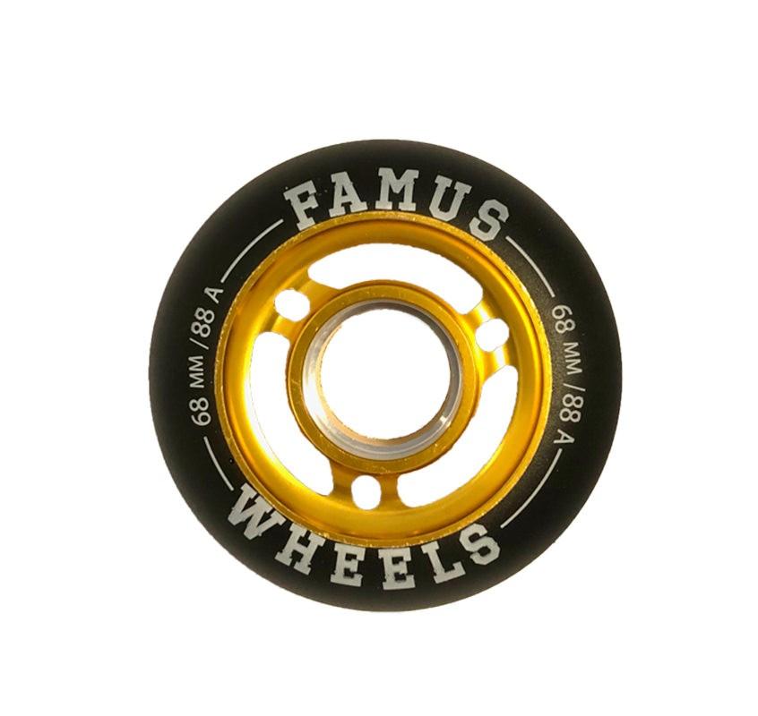Famus Wheels Furtive 68mm/88a