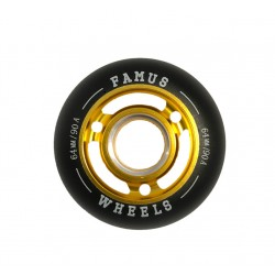 Famus Wheels Furious 64mm/90a