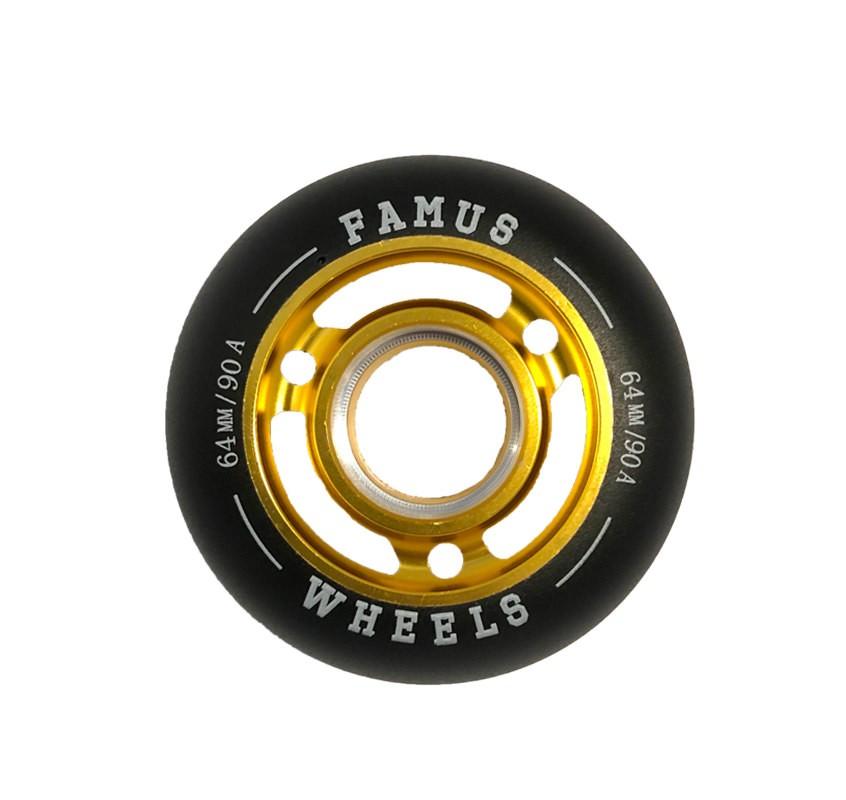 Famus Wheels Furious 64mm/90a