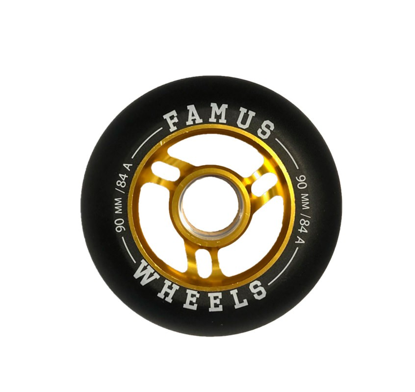 Famus Wheels Fugitive 90mm/84a