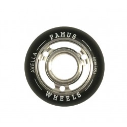 "Famus Wheels ""Anthony Avella"" 60mm/88A Silver"