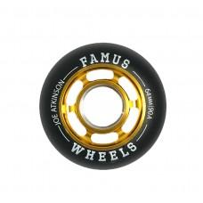 "Famus Wheels "" Joe Atkinson"" 64mm/90A Gold"