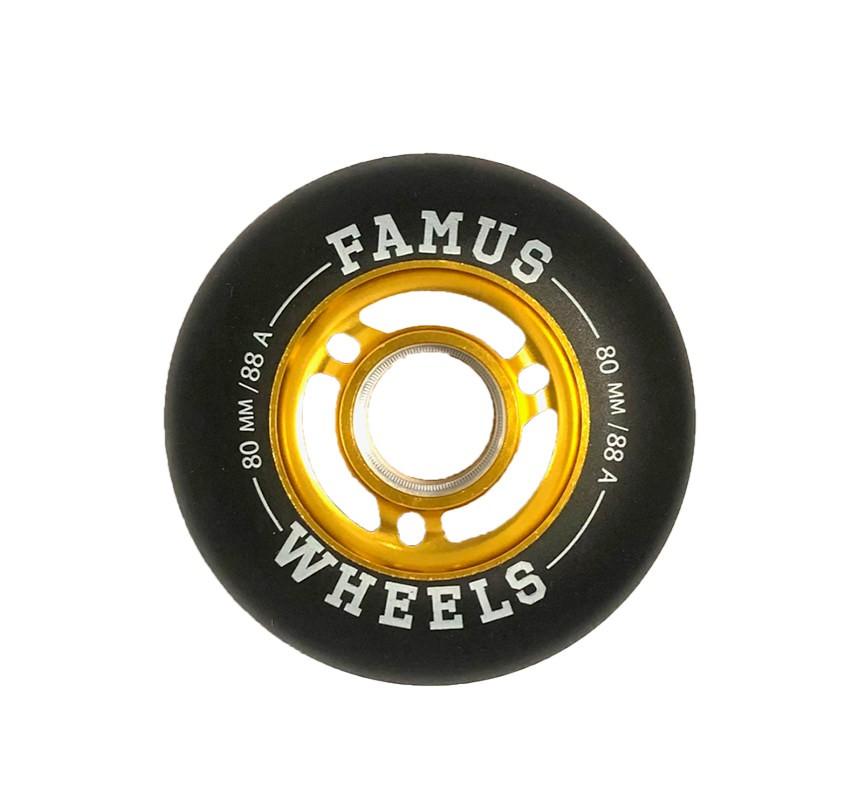 Famus Wheels Fulgurante 80mm/88a