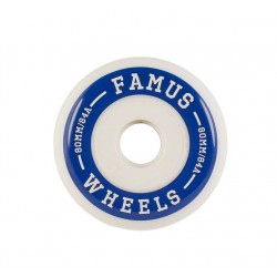 Famus Wheels 80mm/84A Freeride full core