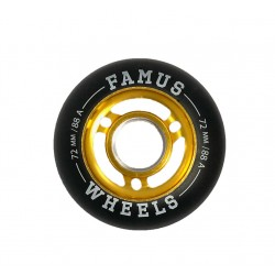 Famus Wheels Flash 72mm/88a