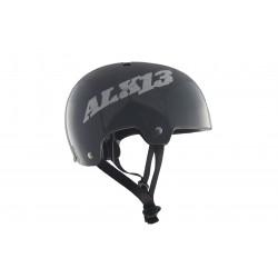 Helmet KRYPTON Grey White Glossy