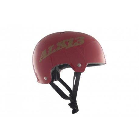 Casque KRYPTON Red Gold Glossy