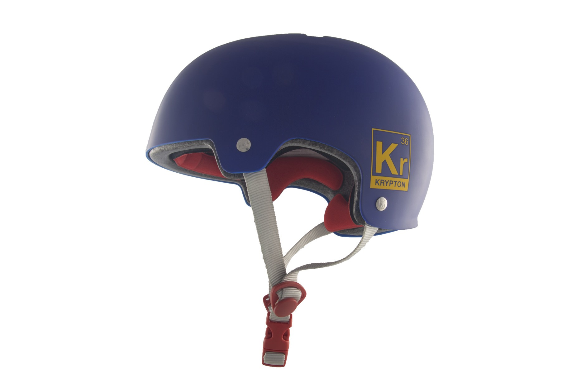 Casque KRYPTON Blue Mat