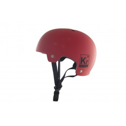 Casque KRYPTON Red Mat