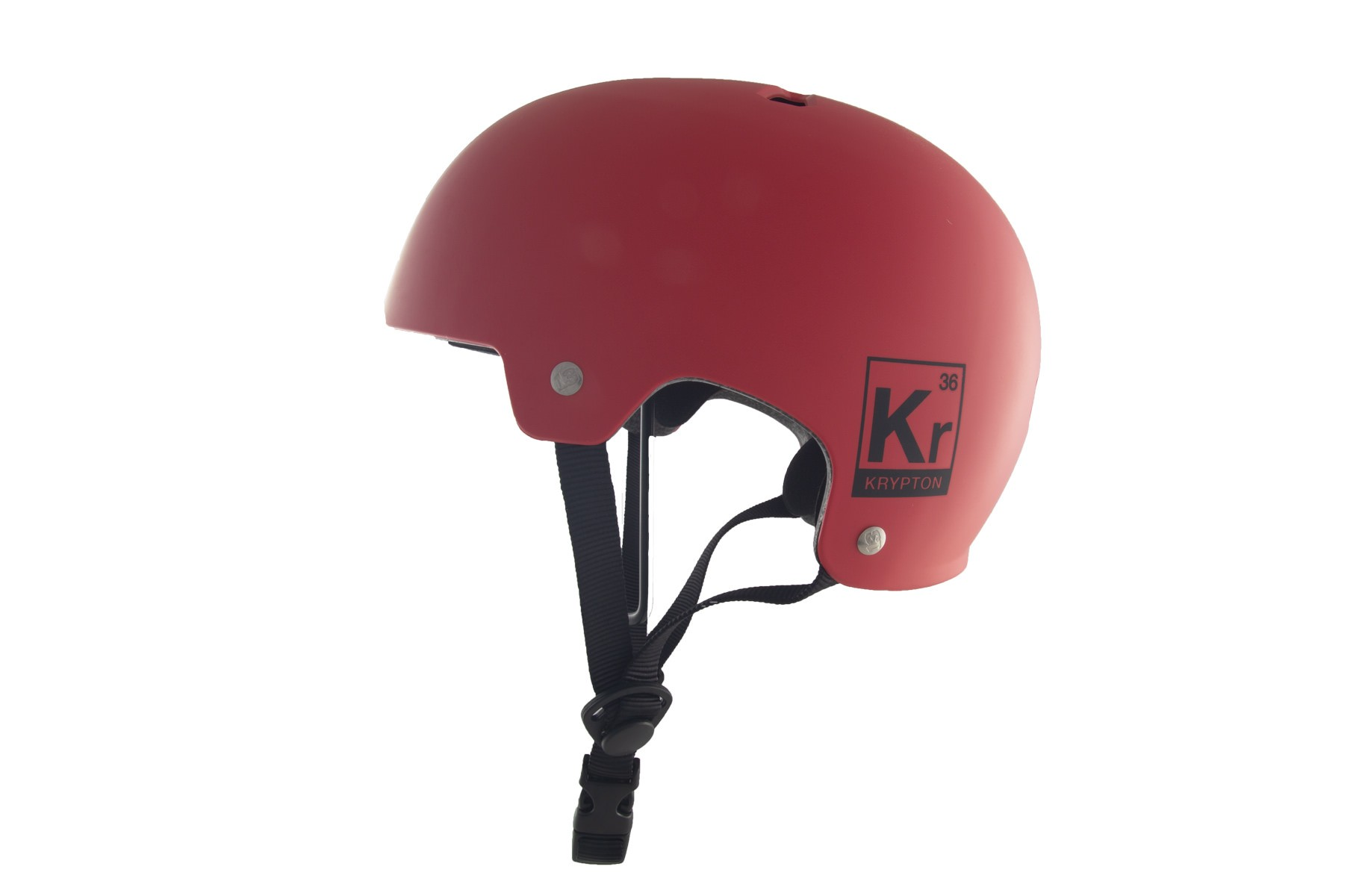 Casque KRYPTON Red Mat