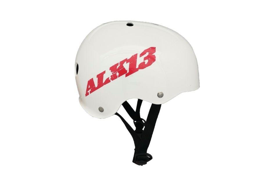 Helmet H2O+ White / Red