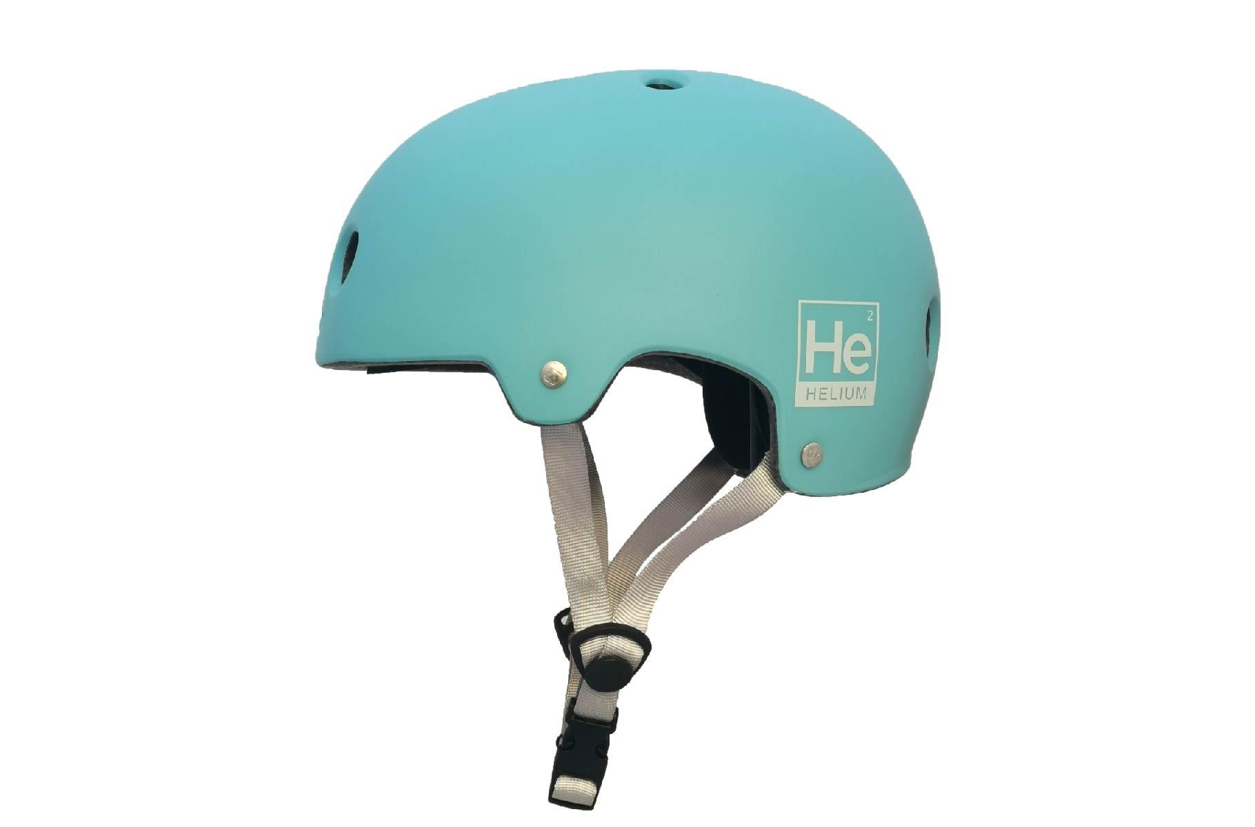 Casque Helium Blue Pastel