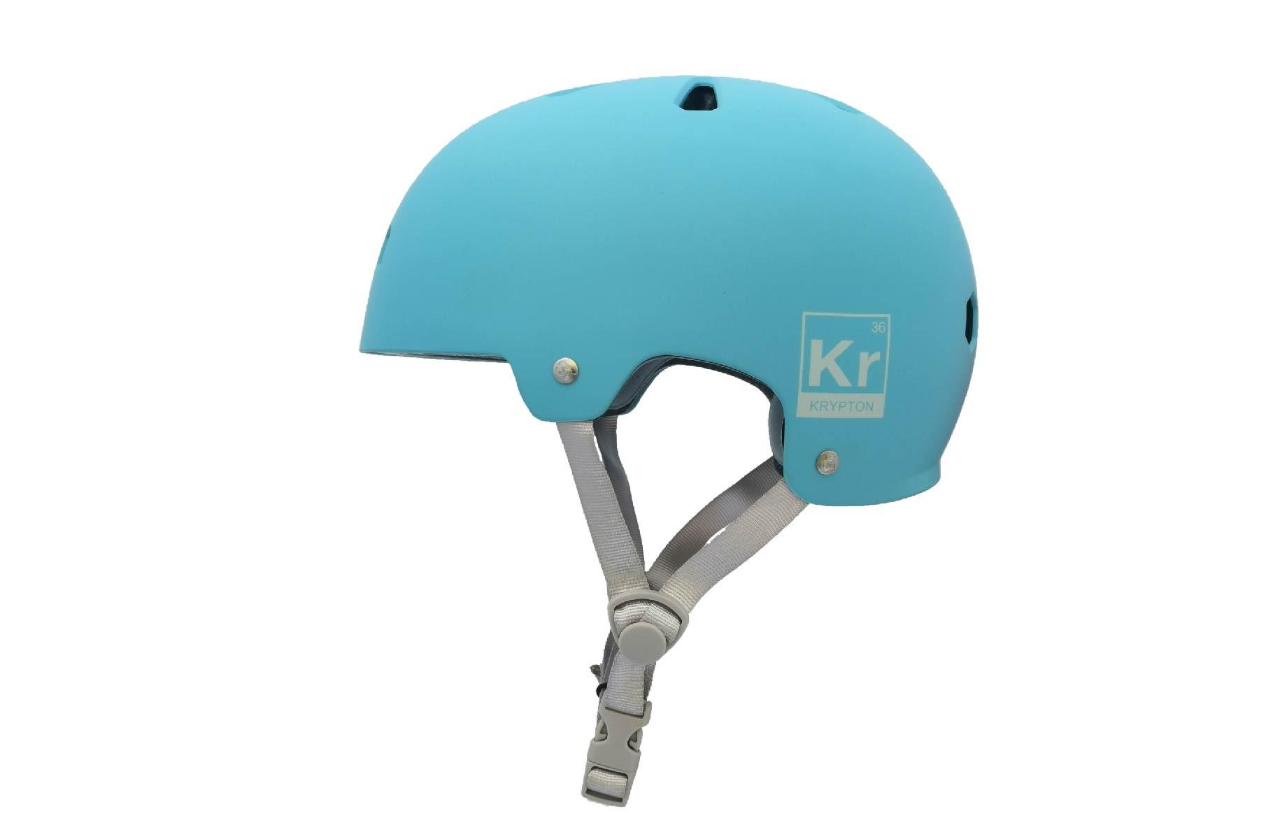 Helmet Krypton Blue Pastel