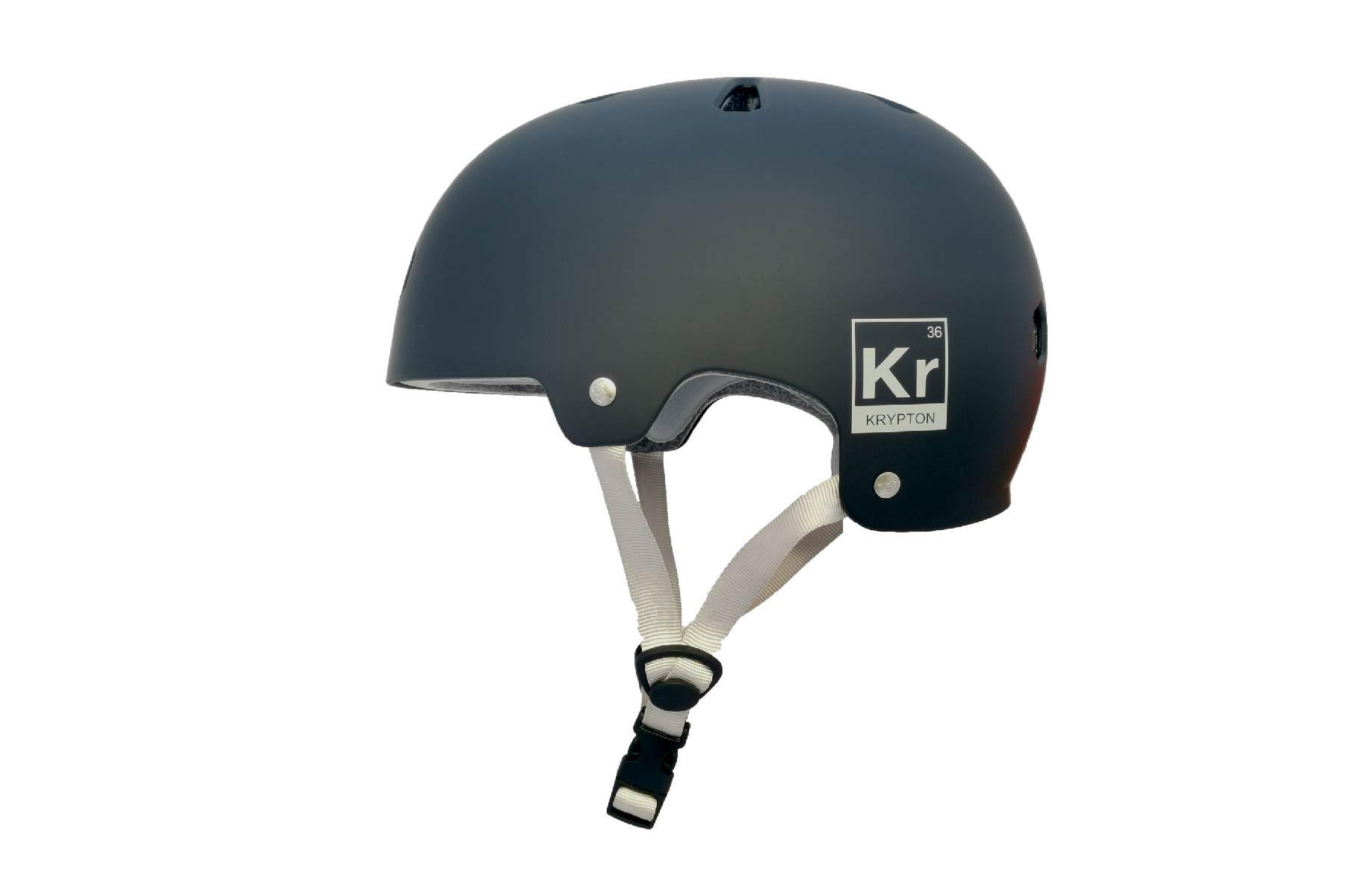 Helmet Krypton Black Grey