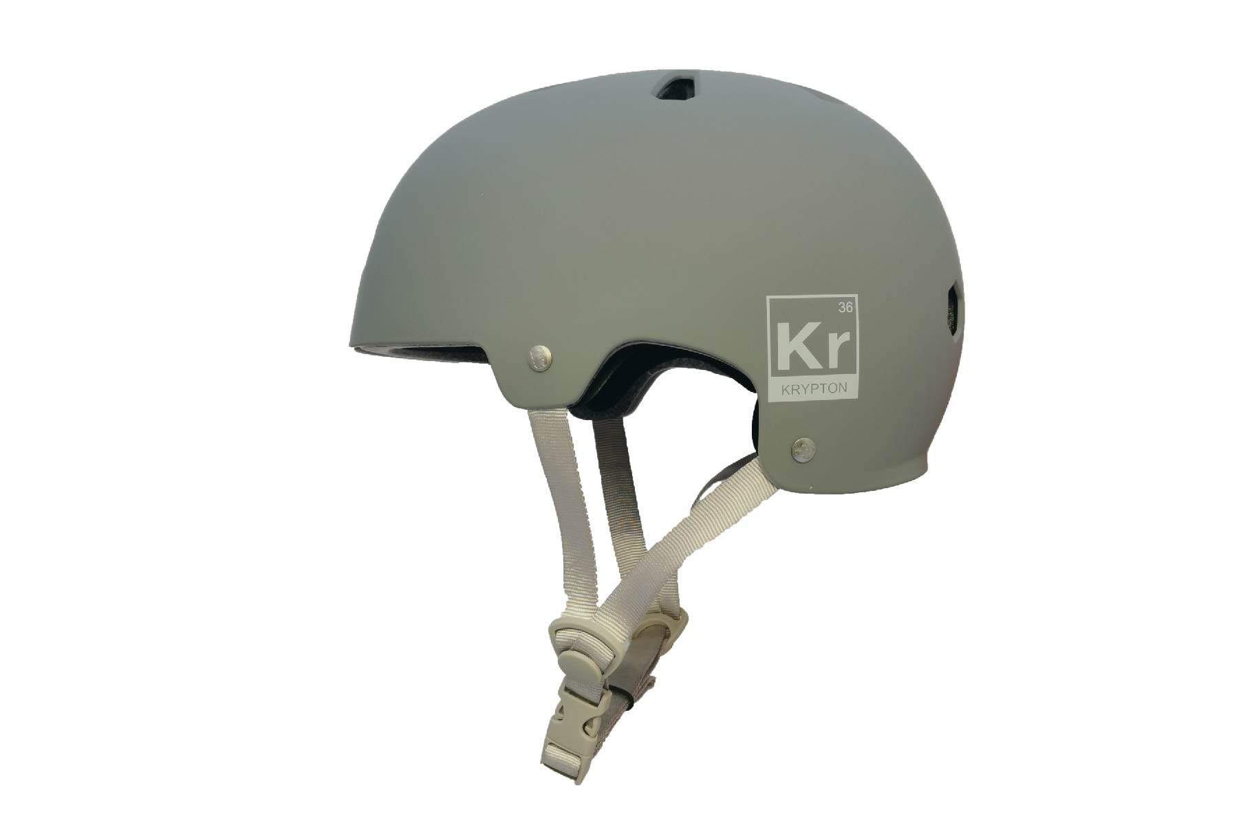 Helmet Krypton Grey