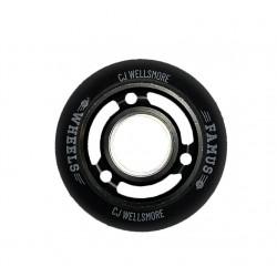 "Famus Wheels ""Cj Wellsmore"" 60mm/90A Black"