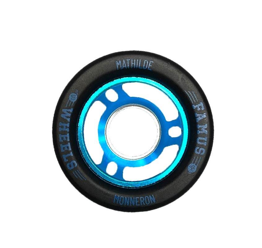 "Famus Wheels ""Mathilde Monneron"" 60/33/84a Blue"
