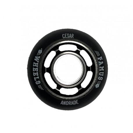 "Famus Wheels ""Cesar Andrade"" 60mm/90A Black"